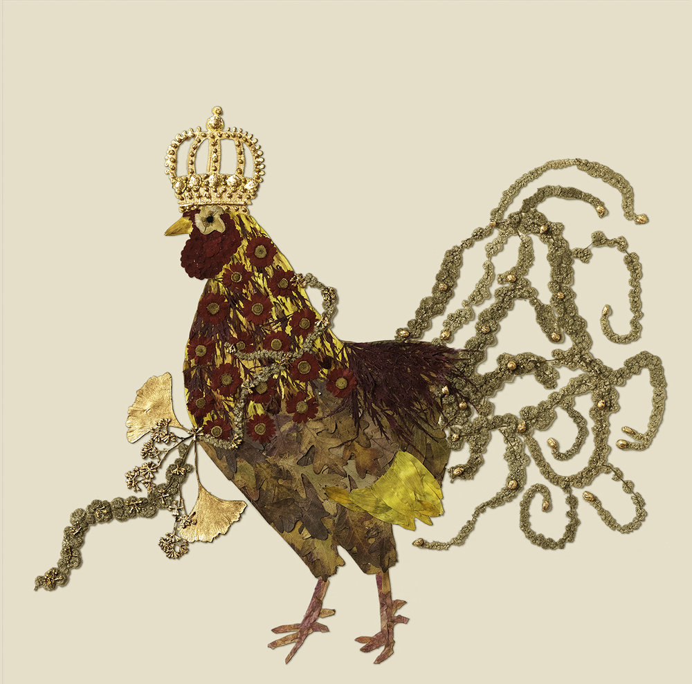 House Of Royals / Richard The Rooster