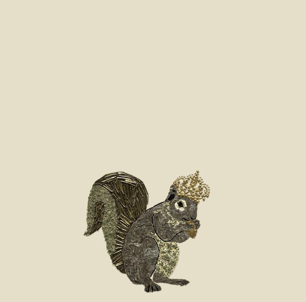 House of Royals / Sebastien The Squirrel