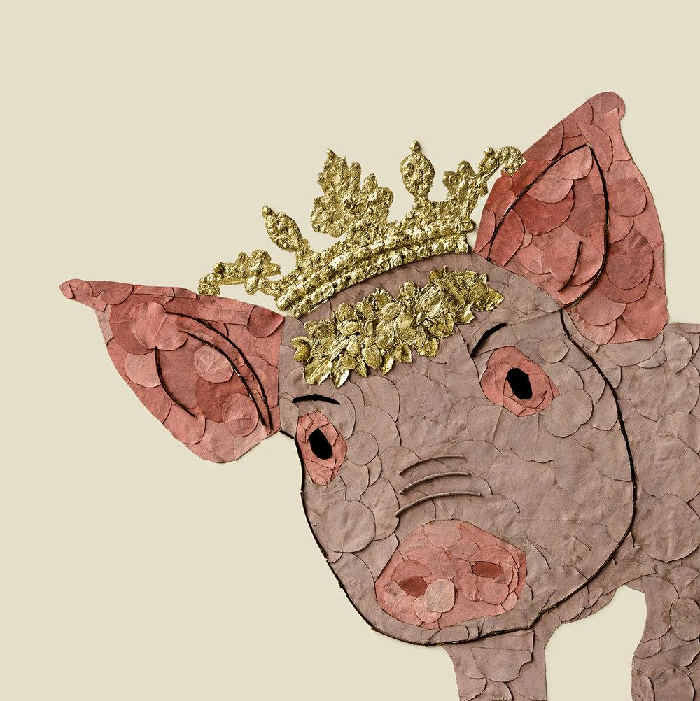 House of Royals / Albert The Piglet