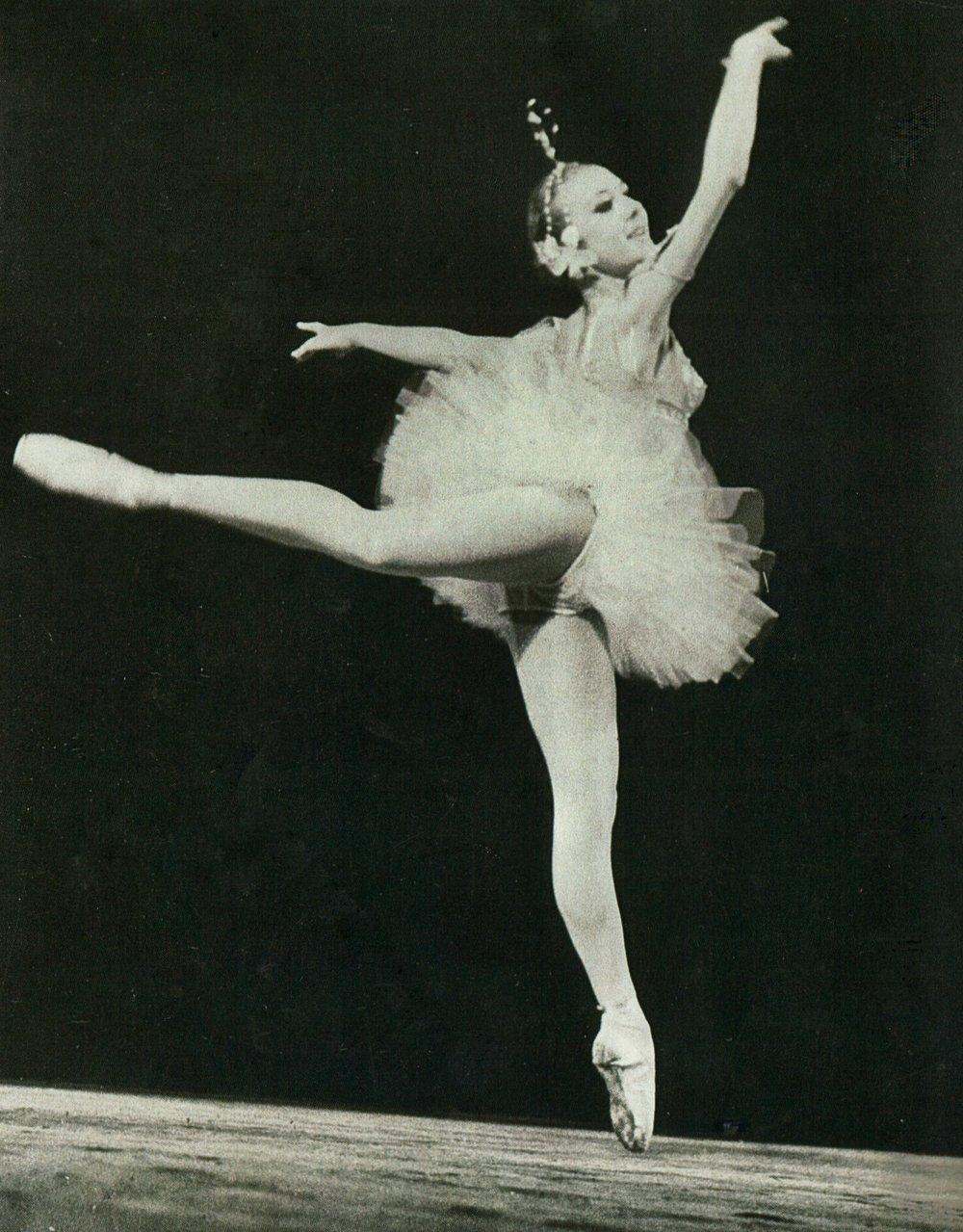 Novosibirsk Ballet.