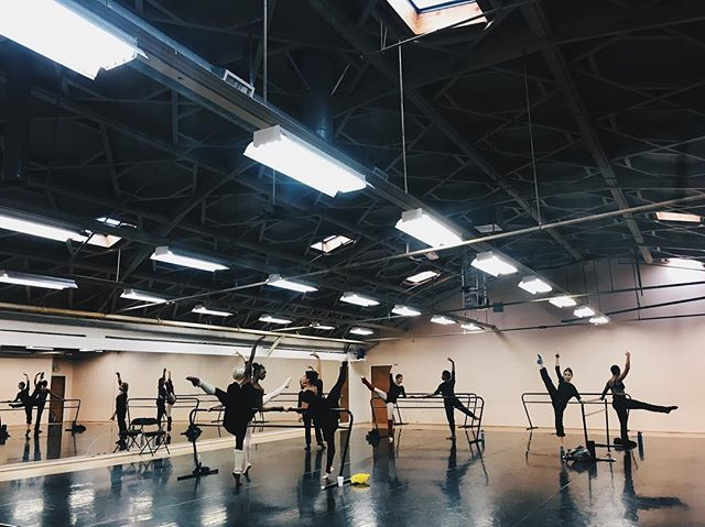 Thank you to all the beautiful dancers that attended Giana Jigarhan's first Int/Adv Ballet class at DAA! Join her every Tuesday at 10am, $20 to drop in. #DanceArtsAcademy