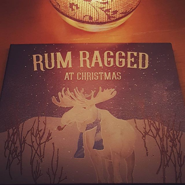 It's not the holidays without essential holiday tunes!  Turn it up! @rumragged  #holiday #music #newfoundland #newfoundlandmusic