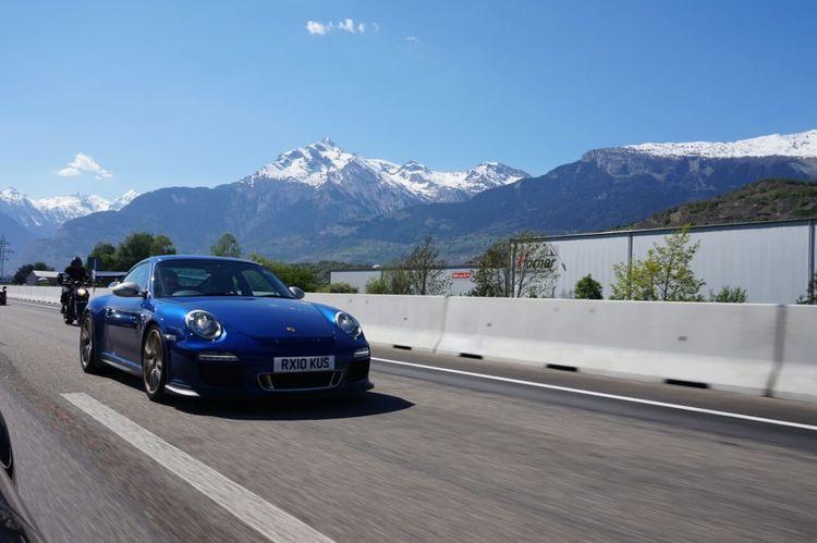 Porsche GT3 RS 997