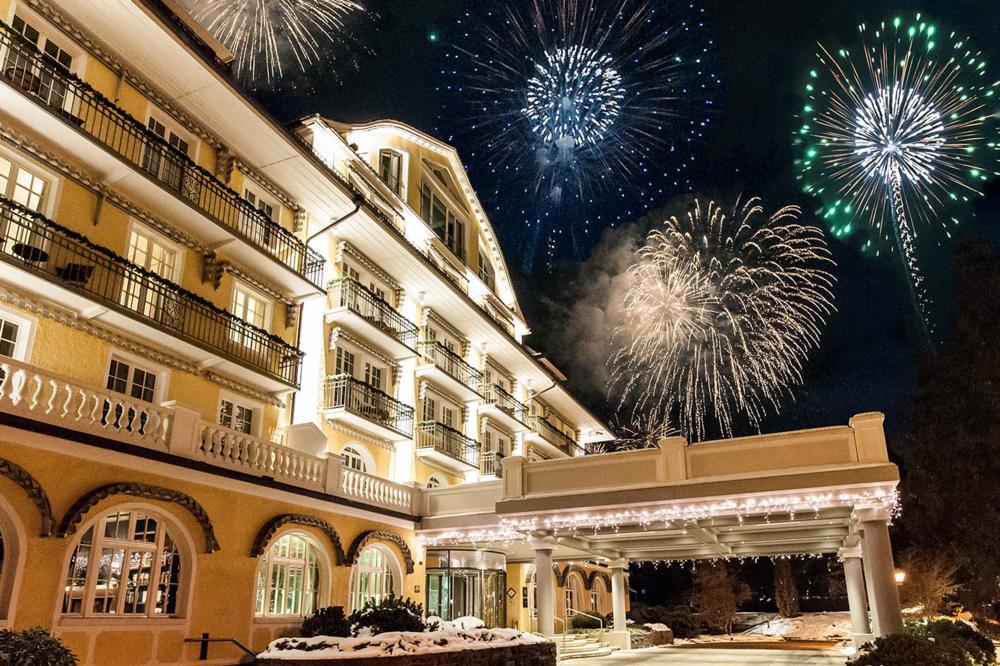Le Grand Bellevue Hotel