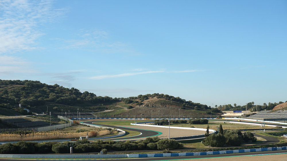 Jerez Race Track Spain