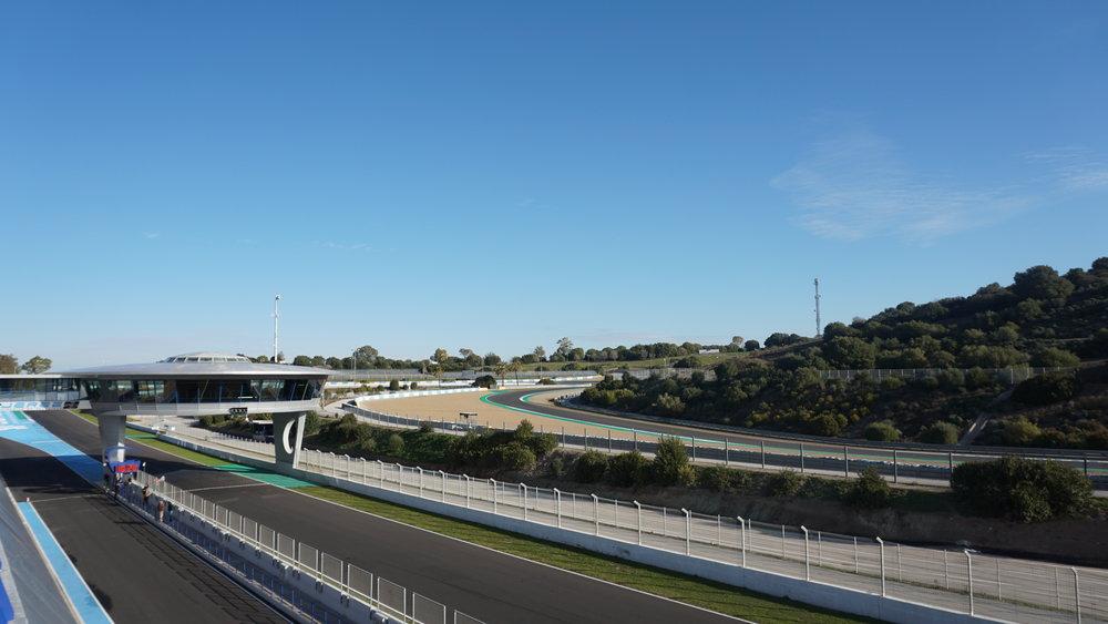 Jerez Circuit