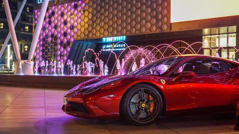 Ferrari 458 Speciale | City Walk | Dubai