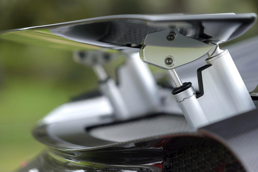 Bugatti Chiron Wing