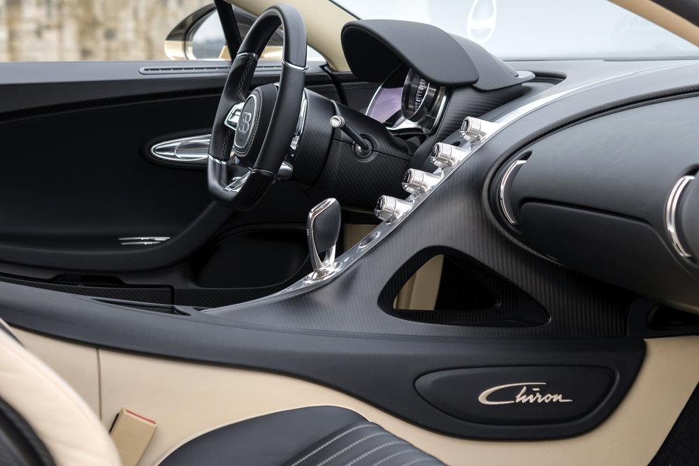 Bugatti Chiron Interior MrJWW