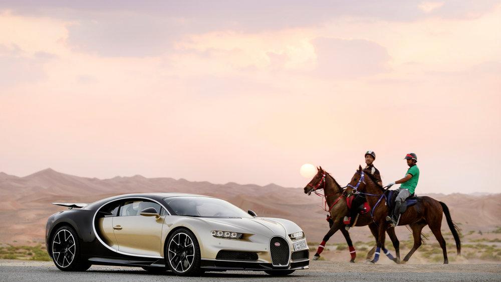 Bugatti Chiron | Abu Dhabi | United Arab Emirates