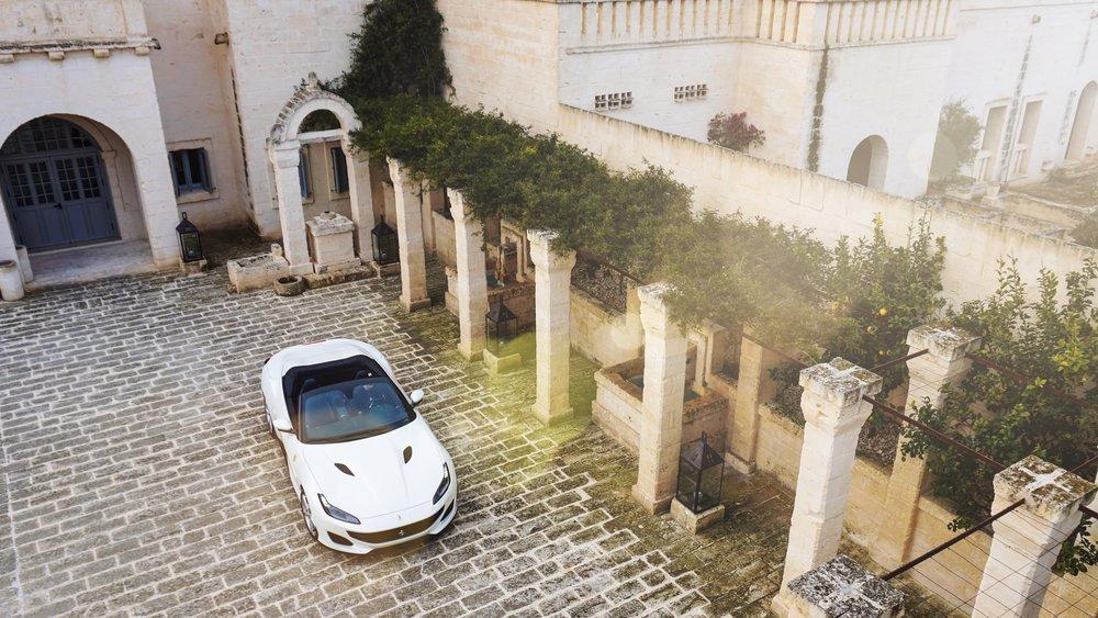 MrJWW Ferrari Portofino