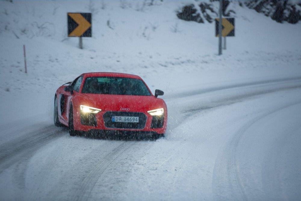 Audi R8 MrJWW