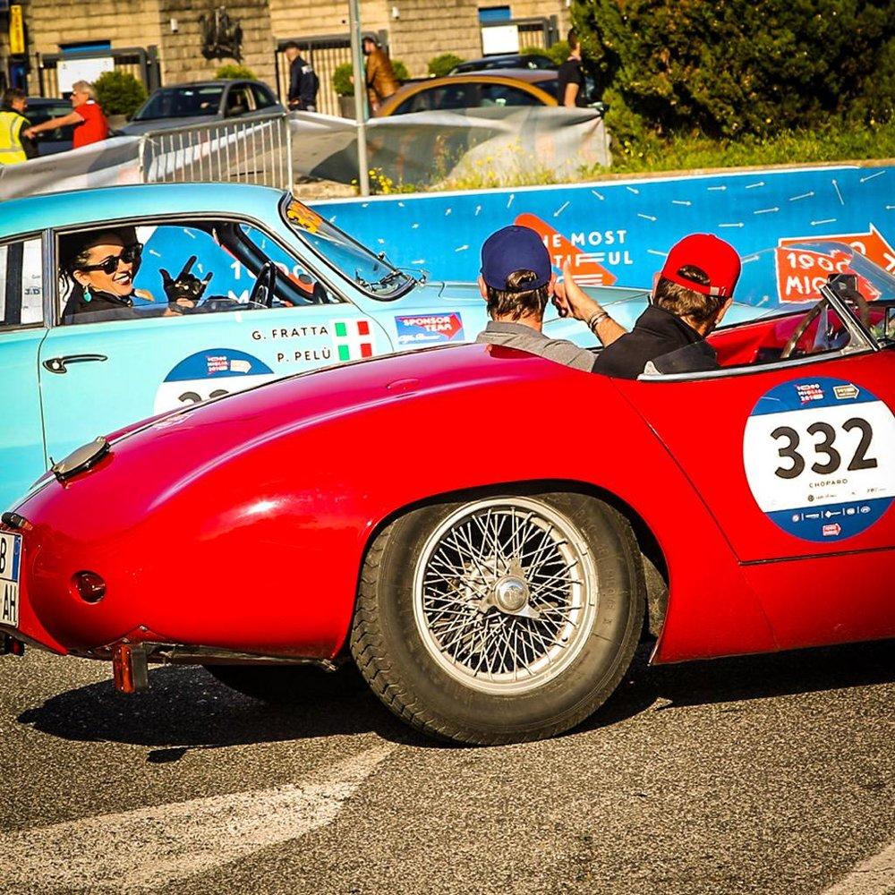 Alfa Romeo JWW