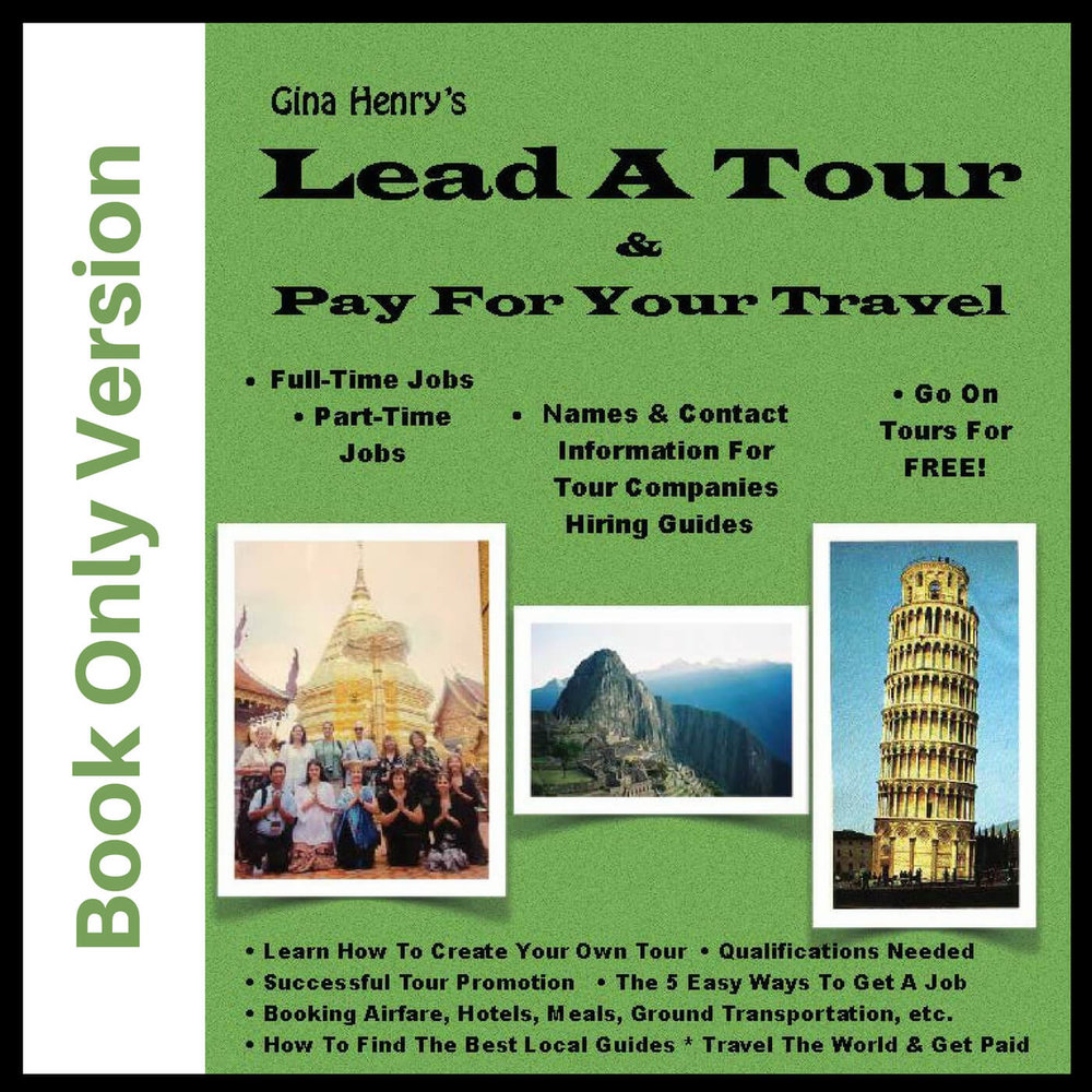 Go Architecture Tours | Lead A Tour Get Paid To Travel Gina Henry Travel