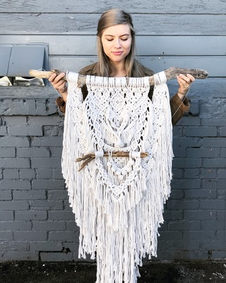 INTRO TO MACRAME