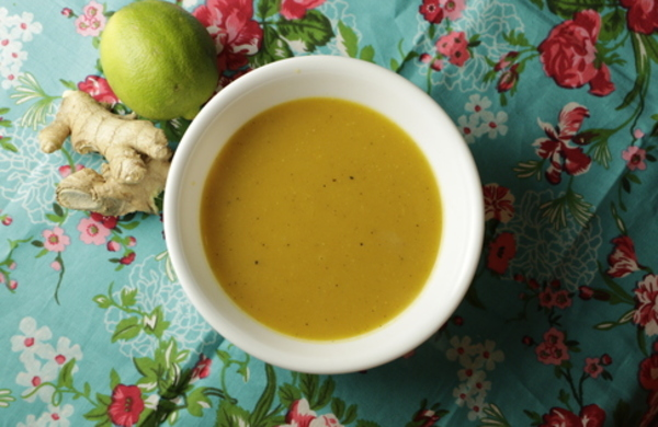 Nourishing Soups for the New Year