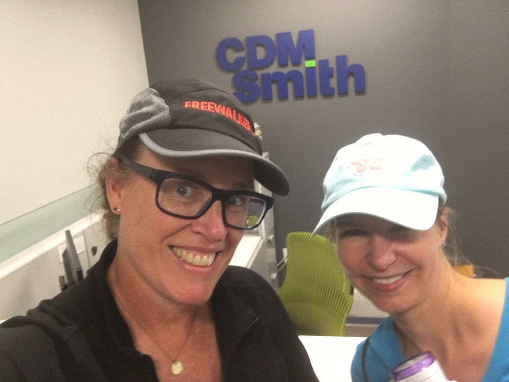 CDM Smith in East Hartford with Kristie
