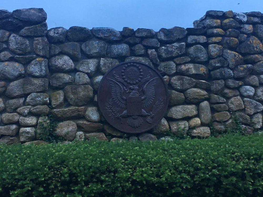 JFK Memorial in Hyannis