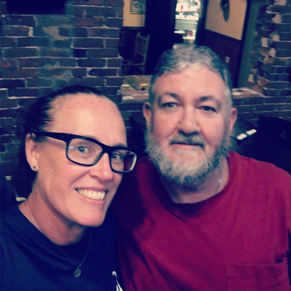 with John in Brunswick