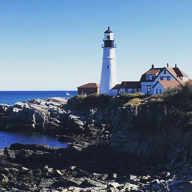 #Portland #Maine #lighthouses