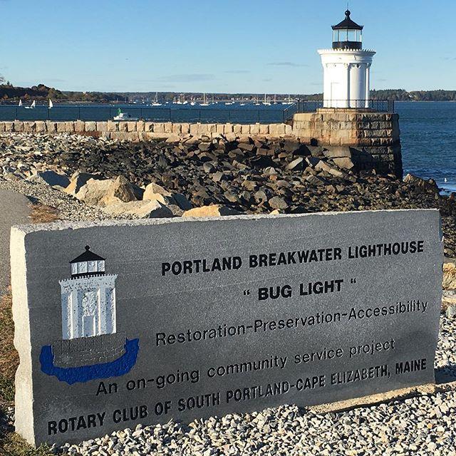 #lighthouse tour In #Portland area #Maine #buglight #buglightlighthouse #lighthouses