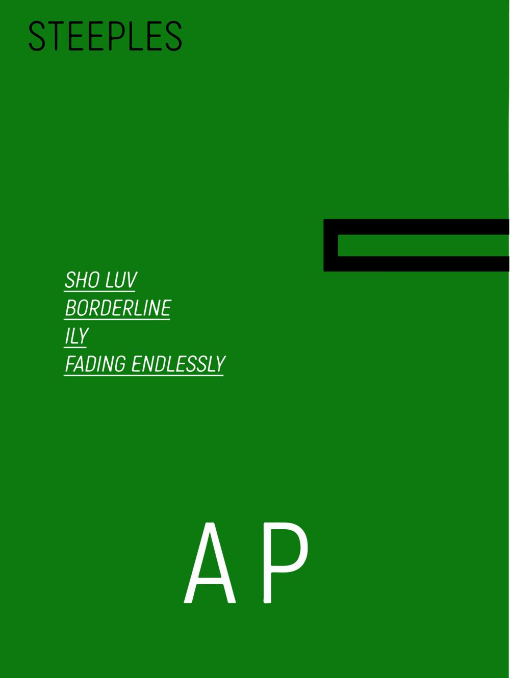 AP Poster - $5