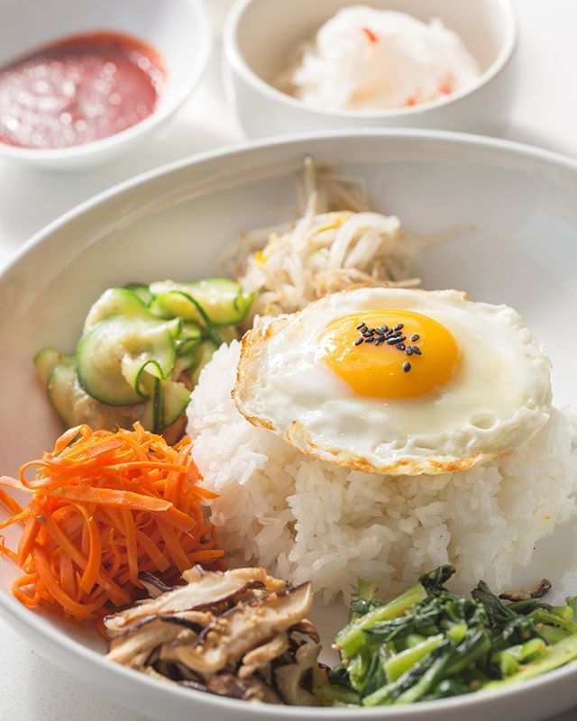 Introducing Bibimbap to our newly opened lunch special family! Some says this dish is Korean comfort food at its best. Now you can enjoy this special off menu dish ($11) during lunch time at Soh Grill House, from Friday to Sunday 12pm to 3pm. Before the words spread, come dine with us for lunch and save a wait from our popular dinner time! |#sohgrillhouse