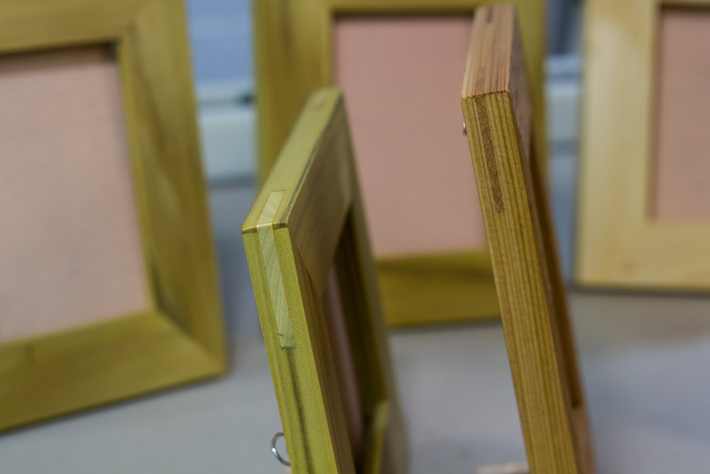 Picture Frames — Chestnut Ridge Workshop