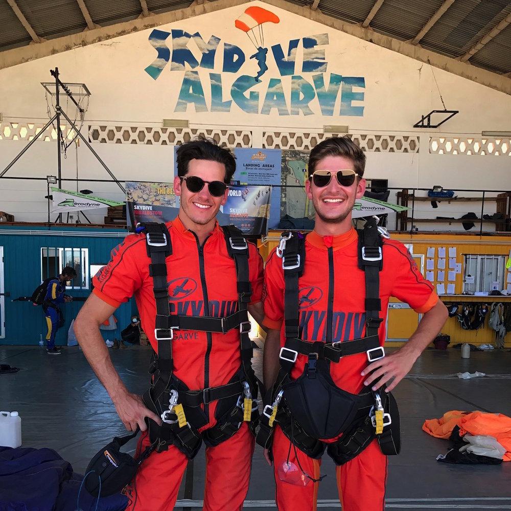 skydive algarve! - a skydiver's paradise.