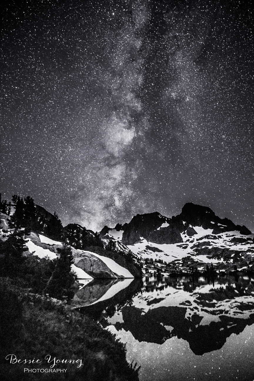 The Milky Way by Bessie Young Photography