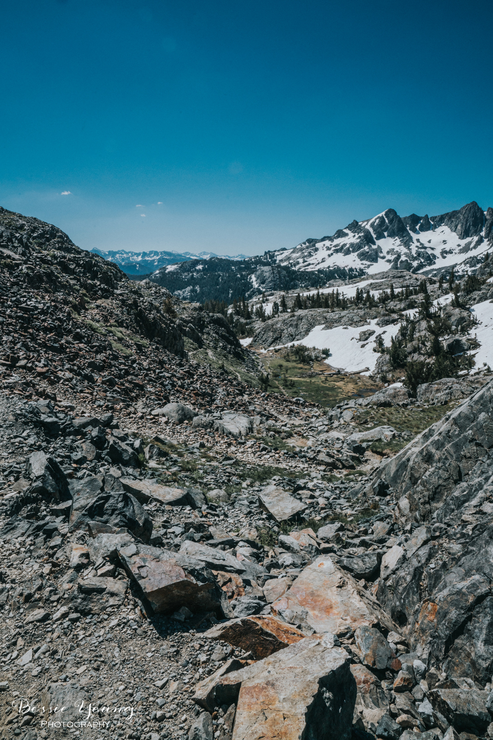 Ansel Adams Wilderness Backpacking day 3 and 4 - Bessie Young Photography-8.jpg