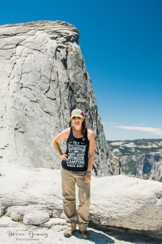 California National Park List - Yosemite National Park - Half Dome
