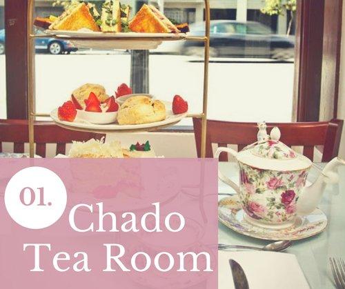 Top 10 Best High Tea Rooms in L.A. — Anime Impulse