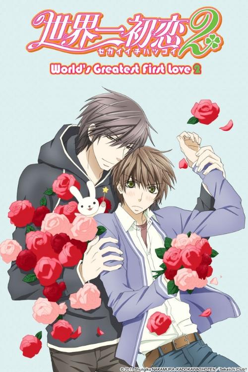 Gay anime shows