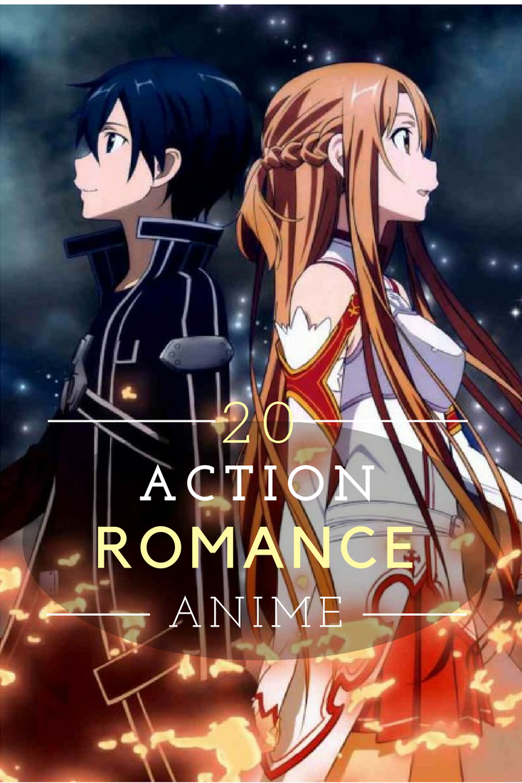 Top 20 action romance anime anime impulse