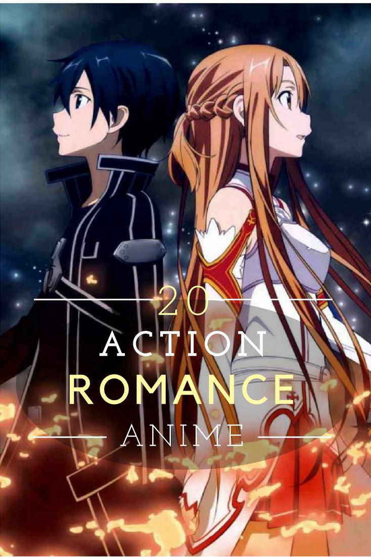 Top 20 Action Romance Anime Anime Impulse