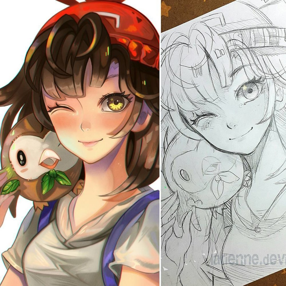 The Top 75 Anime Style Artists To Follow On Instagram Anime Impulse