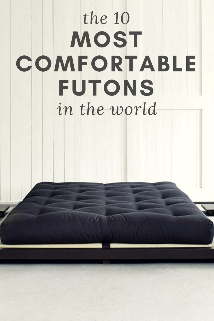 The 10 most comfortable futons in the world anime impulse