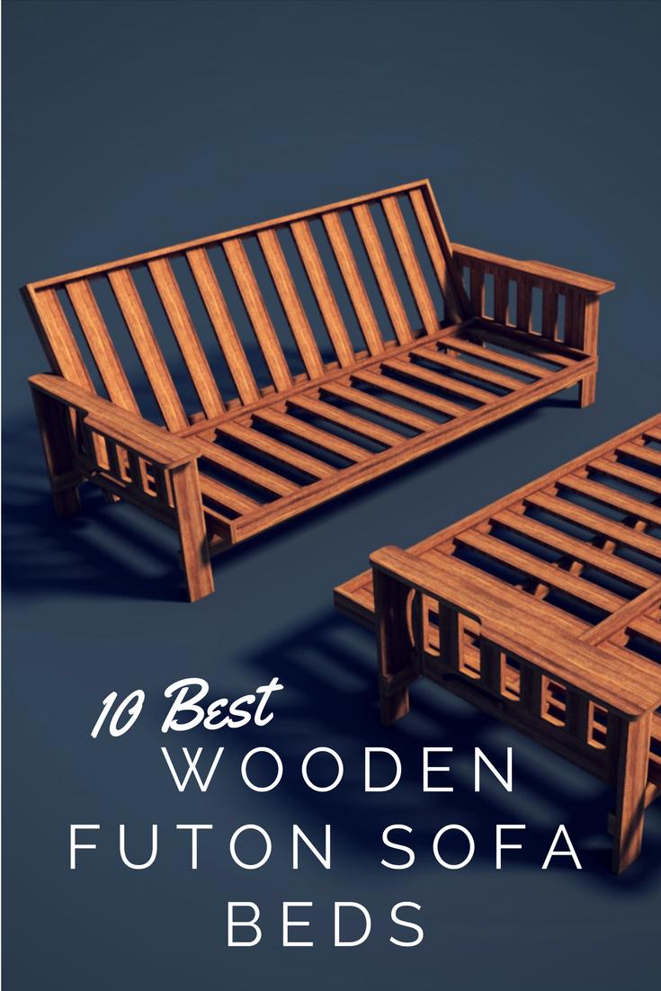 10 Best Wooden Futon Sofa Beds — ANIME Impulse ™