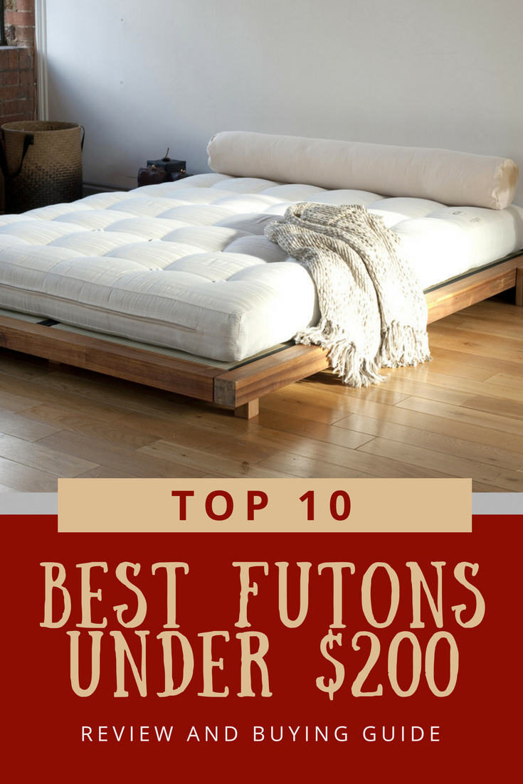 Top 10 Best Futons Under 200 Review And Buying Guide Anime Impulse