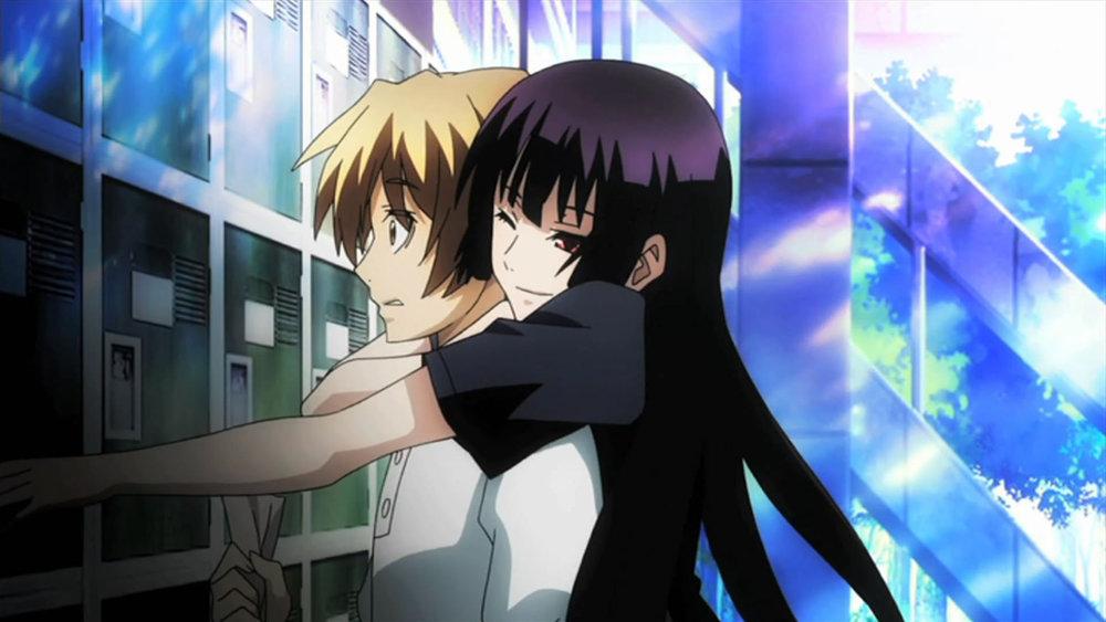 Dramatic girlfriend anime