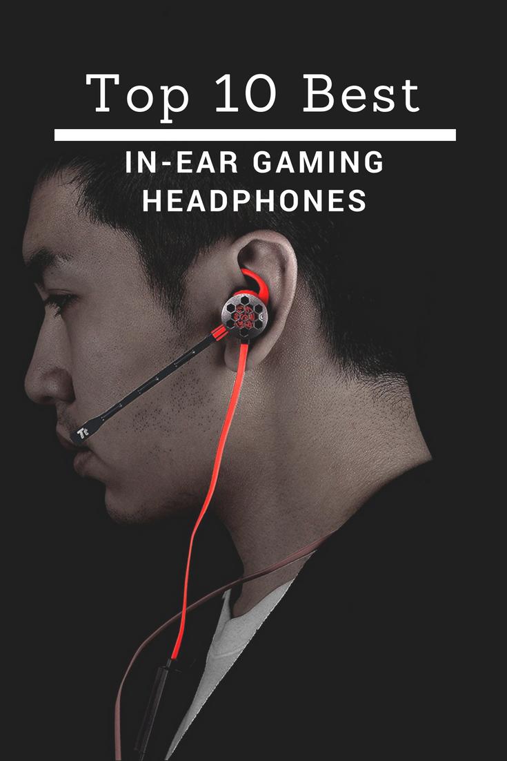 2899567b05d The Top 10 Best In-Ear Gaming Headphones — ANIME Impulse ™