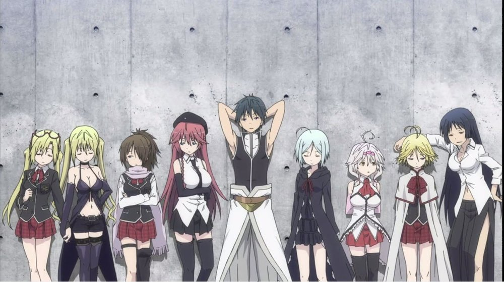 Best Harem Anime 2020 Back to School List – The Top Ten High School Harem Anime — ANIME