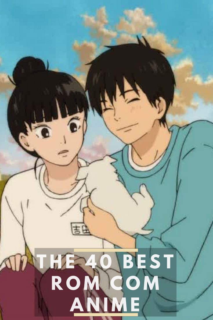 The 40 best rom com anime png