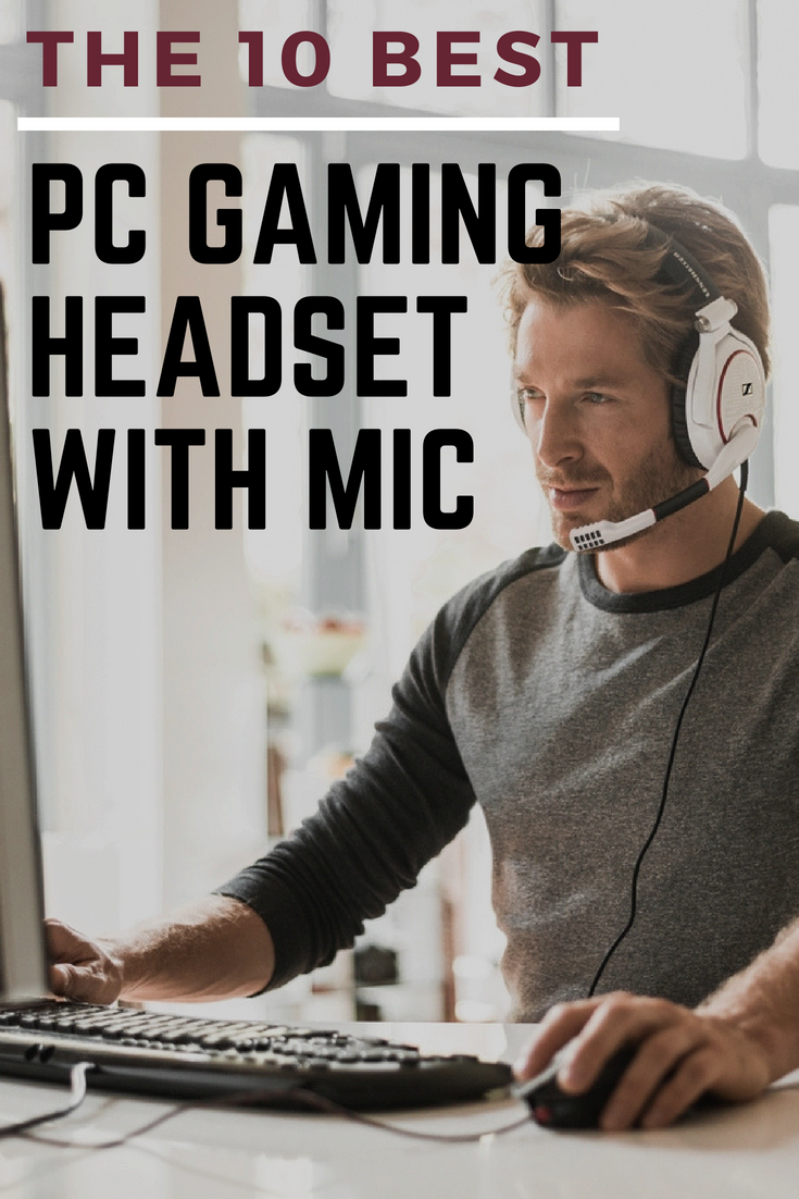 c09880281b0 The 10 Best PC Gaming Headset with Mic — ANIME Impulse ™