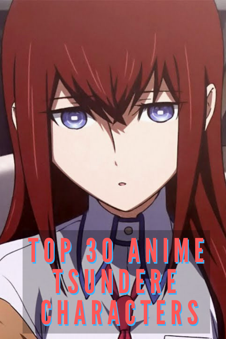 Top 30 Anime Tsundere Characters Anime Impulse
