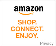 Amazon Associates home page banner fundraising link example