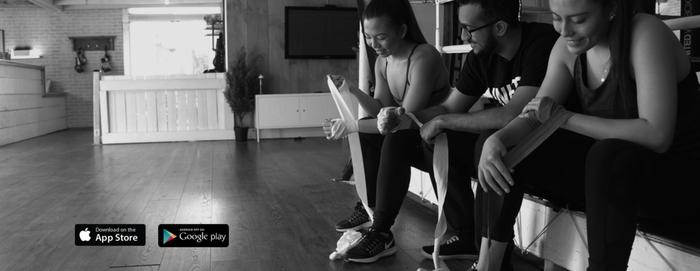 start booking classes - THERE'S AN APP FOR THAT !