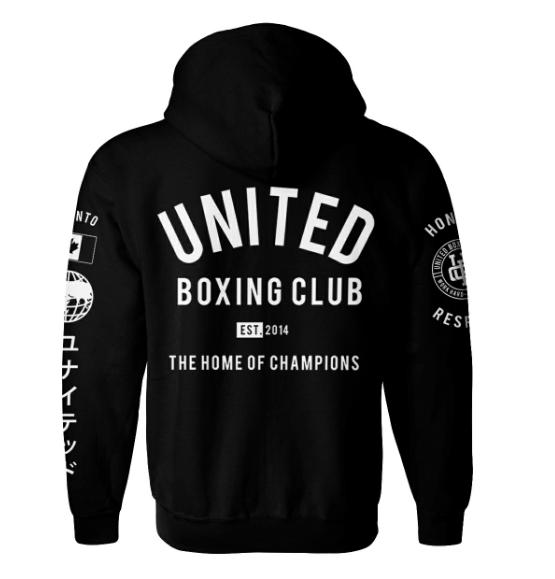 UBC APPAREL - Branded Athletic Training Apparel