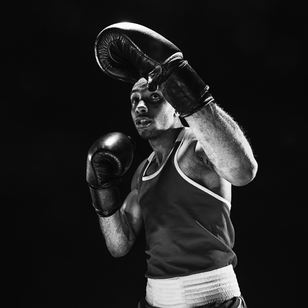 OLYMPIC BOXING DRILLS -